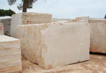Moca Cream View of Blocks