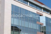 Moca Cream limestone cladding
