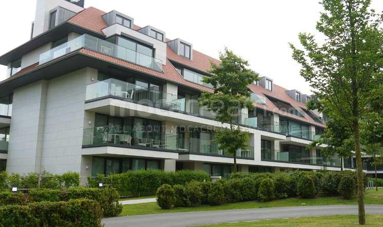 La Reserve Hotel / Moca Cream limestone / Knokke Belgium