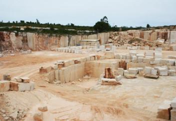 Mocab Cream Limestone Quarry